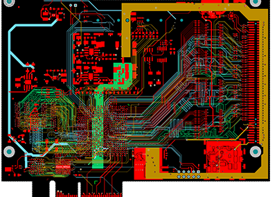 High Speed PCB Routing